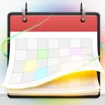 iCloudやGoogleカレンダーに対応したMacOS用カレンダーアプリ「Fantasical」が良い感じです