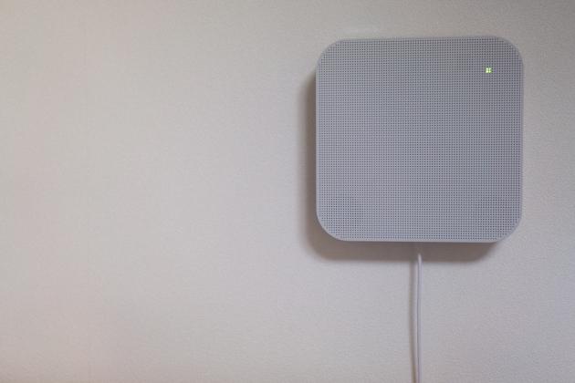 無印良品 壁掛式Bluetoothスピーカー MUJI MJBTS-1