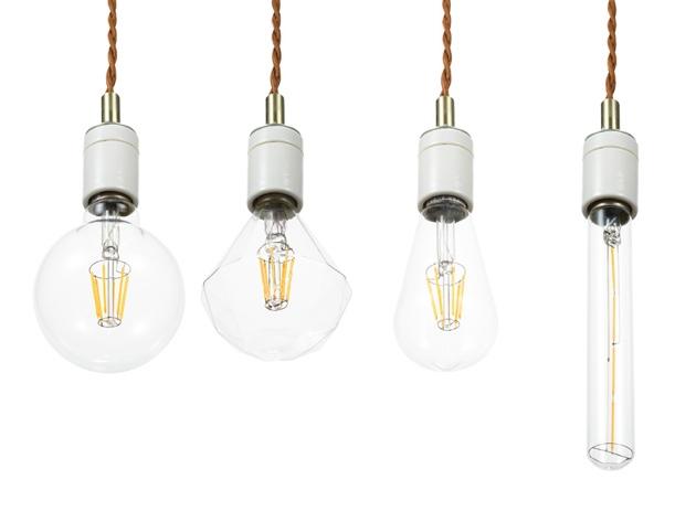 裸電球の代替LEDに本命登場なる...
