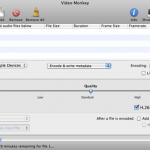 mp4への変換にvideo monkeyを使っています
