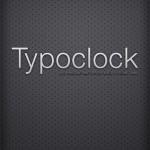TypoClockがアップデートして20パターンになったのです