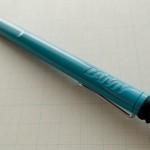 LAMY safariボールペン 2011年限定色『アクアマリン』を買っちゃいました!