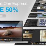 Capture One Express 6が今週のみ50%OFFで$64ですよ!
