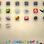 iOS10.7 LionでLaunchPadの背景画像をほんの少し模様替えしてみた