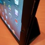 The New iPadにiPad2用レザーケースを使ってみたけど問題ないですよ