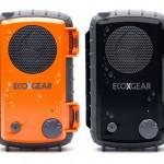 山に!川に!フェスに!超ハードな防水スピーカー兼ケース「ECOXPRO」