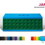 あのJAMBOXスピーカーを本体9色×グリル13色の117パターンで自由にカスタマイズ!