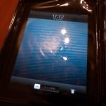 iPad miniにちょうど良い大きさの防水ケース『TB-01WPSBK』