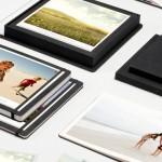 撮影したデジタル写真をモレスキンにプリントしてフォトブックを作成できる『Moleskine Photo Books』