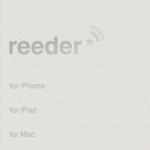 『Reeder for iPhone』をローカル(非同期)で上手に使う方法を考えてみた