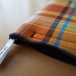 ついに購入!iPad mini用ケースはチェック柄がかわいい『Pijama』にしました!
