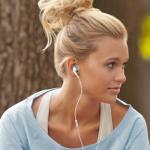 iPhone/iPod純正イヤホンの大きさでお悩みの方へ、EarPods用カバー『EarSkinz』