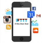 IFTTTにiPhone用アプリが登場!レシピ作成からすべて行えるようになったぞ!