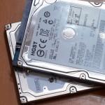 MacBook Pro (2009)のHDDを日立Travelstar 1TB / SATA3 7200rpmに交換しました