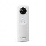 360度全周を撮影できる超コンパクトなカメラ『RICOH THETA』