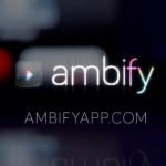 音楽にシンクロしてPhilips hue(LED照明)の色を変化させるiOSアプリ『Ambify』