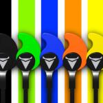 ユーザー自身で耳の形に成形が可能なイヤホン『Decibullz』がKICKSTARTERに登場!