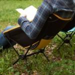 アウトドアはもちろん自宅でも便利!『Helinox Life Chair』で快適な時間をどうぞ。