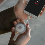 バッテリー+USBメモリー+USBケーブル+ロケーターの1台4役になる『GOkey』