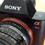 1200万画素フルサイズの『SONY α7S』はマウントアダプターに最適なカメラですよ!