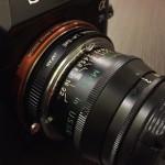 2014年製『SONY α7S』に1973年ソ連製『Jupiter-8 50mm F2.0』を組み合わせてみた