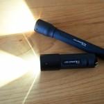 軽量・高輝度の懐中電灯『LED LENSER P6.2』『LED LENSER i7』を購入しました