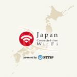 無料Wi-Fiスポットを都市部を中心に検索できる『Japan Connected-free Wi-Fi』