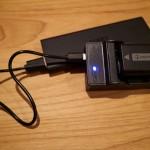 Lightningケーブルで充電可能と話題のバッテリー『Aukey PB-N30』をデジカメ用途に購入しました