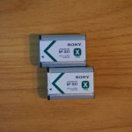 SONY RX100用バッテリー『NP-BX1』の楽天バルク品(1,880円)を買ってみた