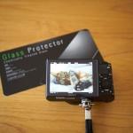 RX100シリーズの背面液晶保護フィルムにはCROSS FORESTの『ラウンドエッジ Glass Film』を愛用しています