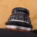 現行のMFレンズ『Voigtländer COLOR SKOPAR 21mm F4P』をα7S用に購入しました