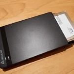 MacBook Proから2.5インチHDDを取り外したのでAmazonベストセラーになっているSalcar社のUSB3.0ケースを購入しました