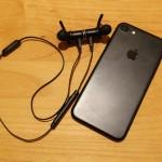 iPhone7のイヤホン事情に疲れ果てたのでBluetoothイヤホン「JPRiDE JPA2 Live」に切り替えました